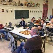 Ecole d'Échecs : Le tournoi des candidats s'invite au cours du Lundi! - Echiquier orangeois - ( Club d'Echecs Orange )