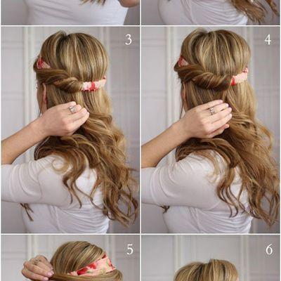 8 Tutos DIY coiffure faciles et rapides pour les cours