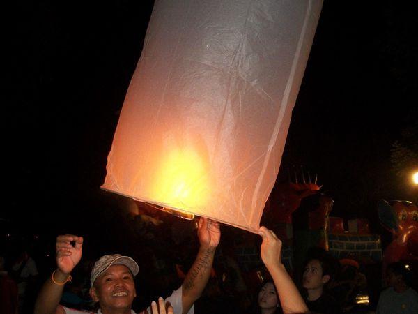 Thaïlande : LOY KRATHONG – Laem Chabang ne veut pas de lanternes flottantes près des raffineries