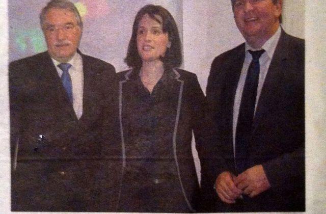 Les voeux de l'UMP pour 2012 - Pontivy Journal du vendredi 10 Février