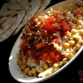 Koshari Egyptien - Graine d'Epices