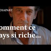 "Un appel de Vincent Lindon : "" Comment ce pays si riche... """