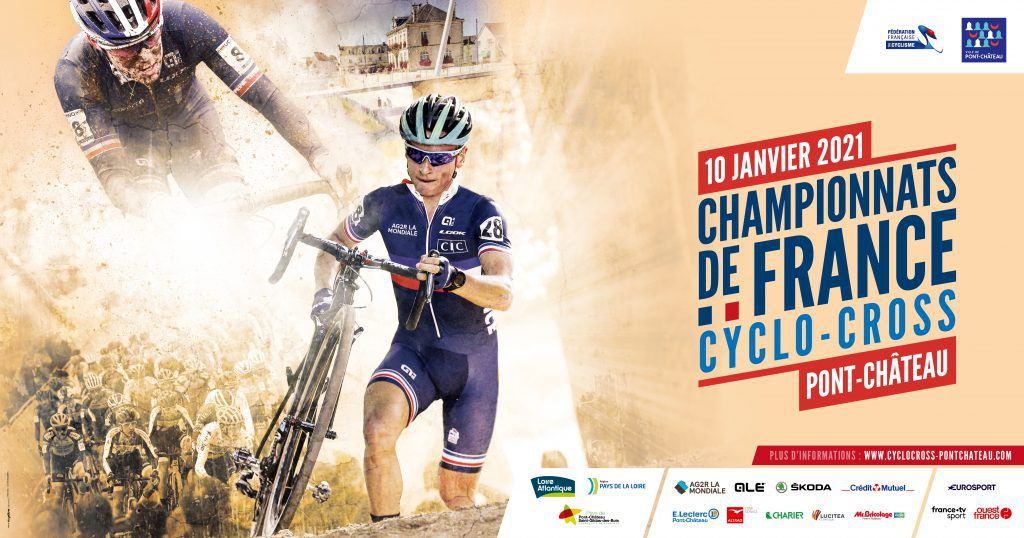 Championnats de France de cyclo-cross : le programme