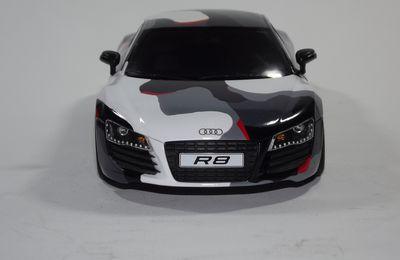 Audi R8, Revell 1/24ème.