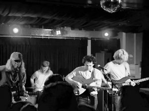 FEWS – Blue Shell Köln, 14. Februar 2017