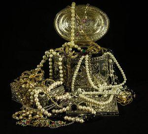 Des bijoux toujours bien rangés