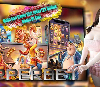 Situs Game Judi Slot Online Joker123 Paling Inovatif