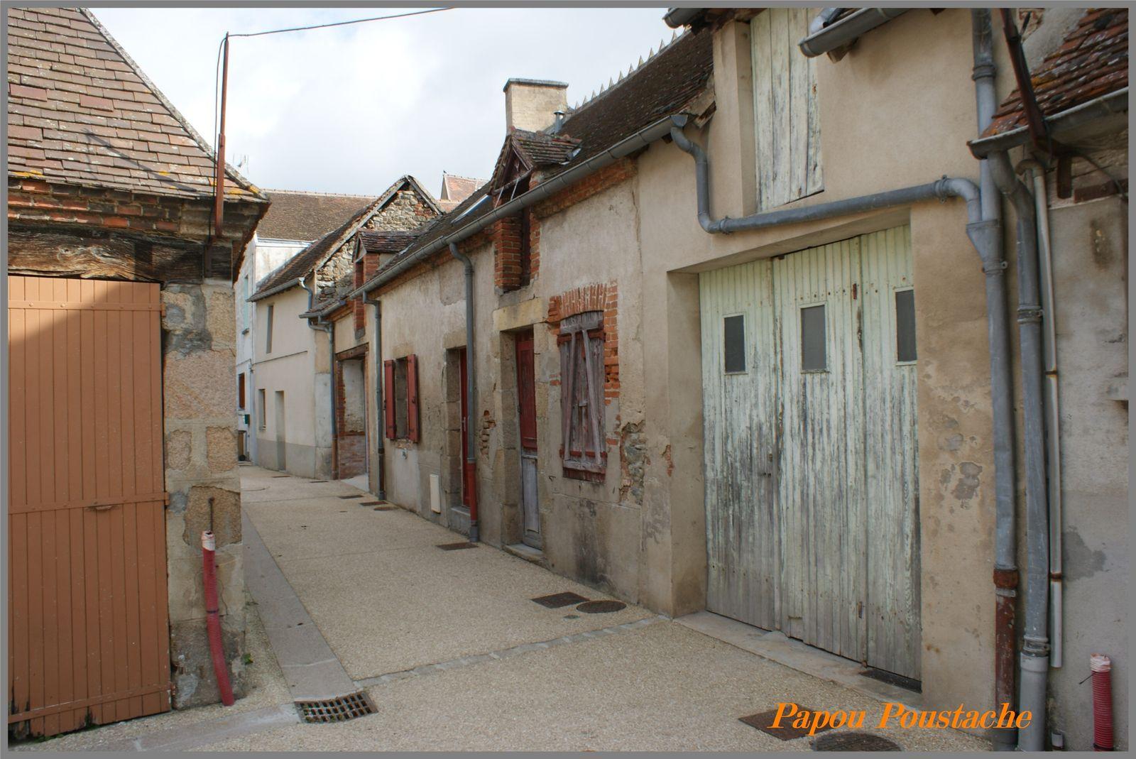 Le village de Huriel