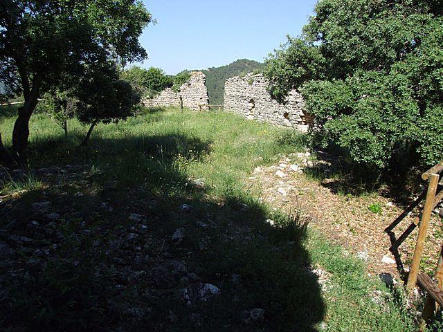 Diaporama château de Miralles