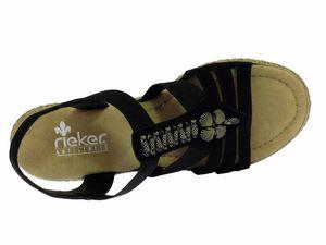 Chaussure RIEKER. Réf : 66506-00