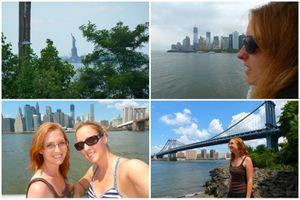 Notre séjour à NYC - été 2012