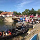Escale en fête : Venez fêter le canal !, COMBLEUX