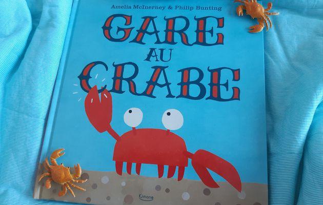 Gare au crabe !