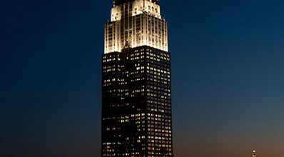 Empire State Building To Sparkle At The Top Of Every Hour