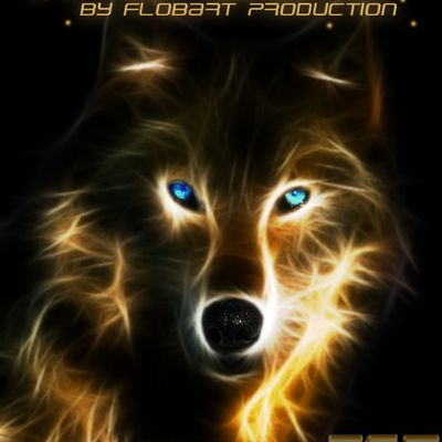 the wolf in fire