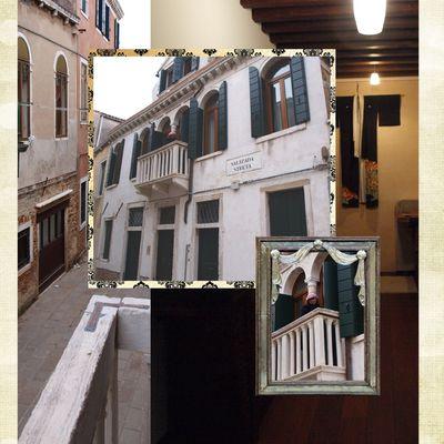 1 an après : montage sur Venise 21