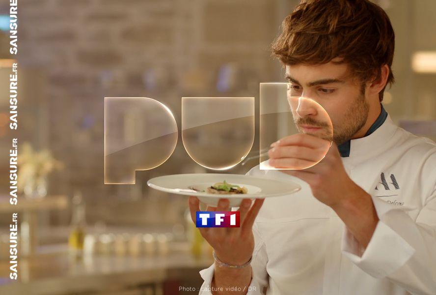 TF1 dévoile son nouvel habillage ! (Diaporama et Vidéos) #TF1