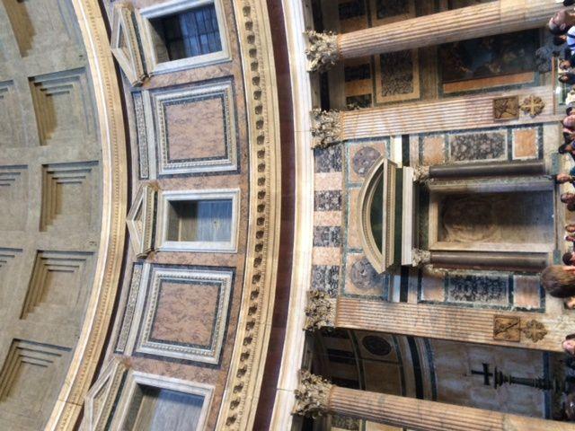 Croisière sur la méditérranée en famille - Avril 2017 - Escale #4 - Civitacchia et Rome