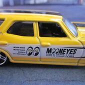 CHEVROLET CHEVELLE SS WAGON 1970 HOT WHEELS 1/64 CHEVY BREAK - car-collector.net