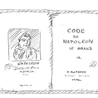 Le code Napoléon, le texte qui fait vaciller les monarchies Européennes en plein ère Steam punk