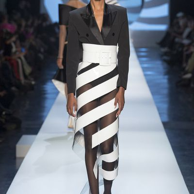 JEAN PAUL GAULTIER SPRING 2018 HAUTE COUTURE COLLECTION