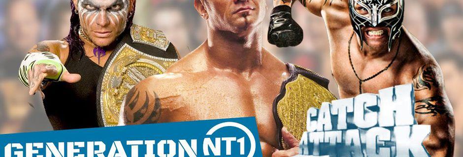 Catch Attack - Raw/Smackdown du 14 et 15 janvier 2011