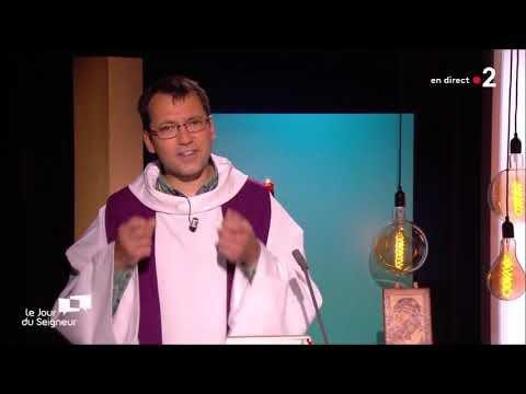 Homélie de la messe télévisée sur France 2 du dimanche 15 mars 2020