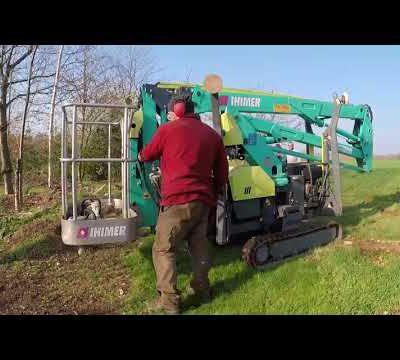 SAS TILLY entreprise de travaux forestiers abattage, élagage