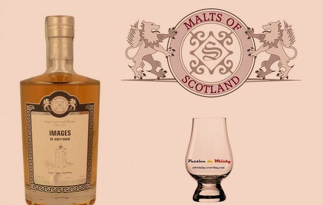 Malts of Scotland 'Clock Tower of Dufftown'