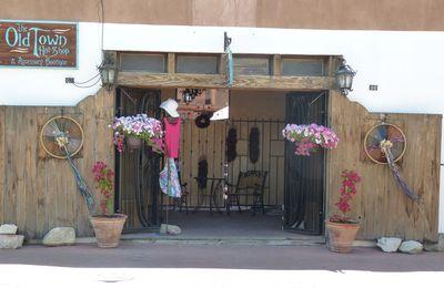 Albuquerque : Au coeur de la vieille ville