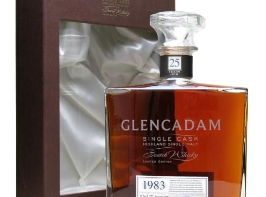 Glencadam 1983 / 2008 Official Bottling.