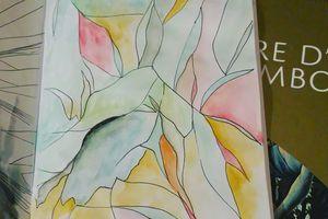 Recherche de textures et motifs #BeauxArts