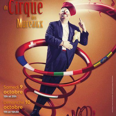 Le Festival International du Cirque des Mureaux 2021