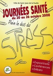 Saint-Jean de la Ruelle s'intéresse au stress