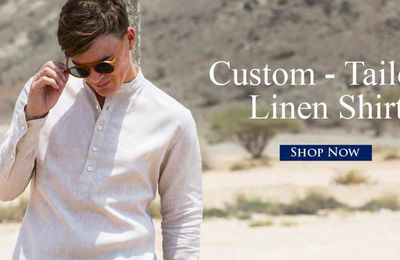 What are the top reasons to get bespoke fashion suits and shirts