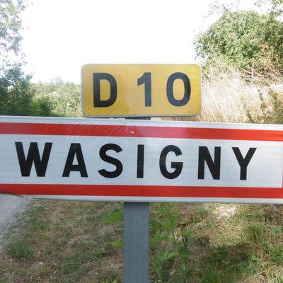 Wasigny dans le Porcien (Ardennes)