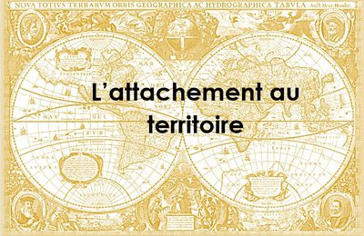 Attachement au territoire et marketing Territorial