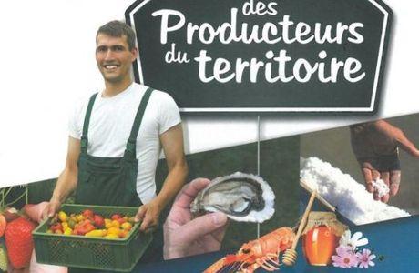 Guérande - Terre de Sel : Marché des producteurs du territoire, 25 juillet 2014