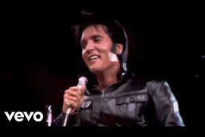 """Elvis Presley/ """"Jailhouse Rock"""""""