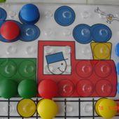 Le jeu des pastilles à clipser, mille jeux en un... - Le blog de fannyassmat, le quotidien d'une assistante maternelle en mille et une anecdotes