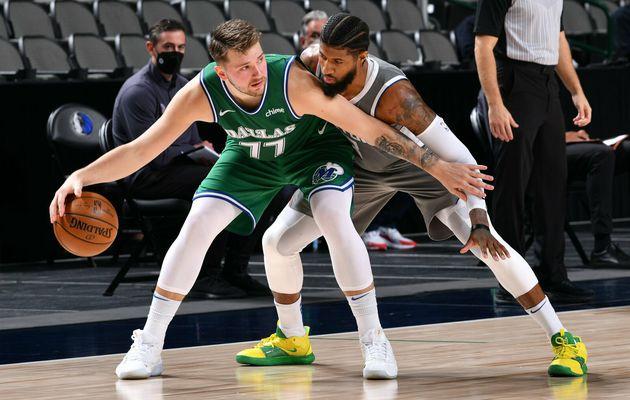 Luka Doncic trop fort pour les Clippers