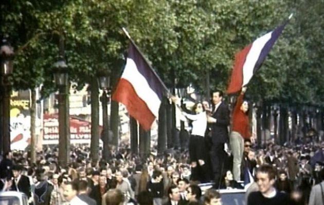 Soirée documentaire sur « Mai 68 » ce mardi soir dès 20h55 sur France 2