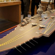 Le nouveau porte-avions russe se cherche une cale