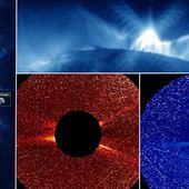 Le Soleil émet une autre éruption forte, la quatrième en moins d'une semaine, frappera la terre le 14 septembre.