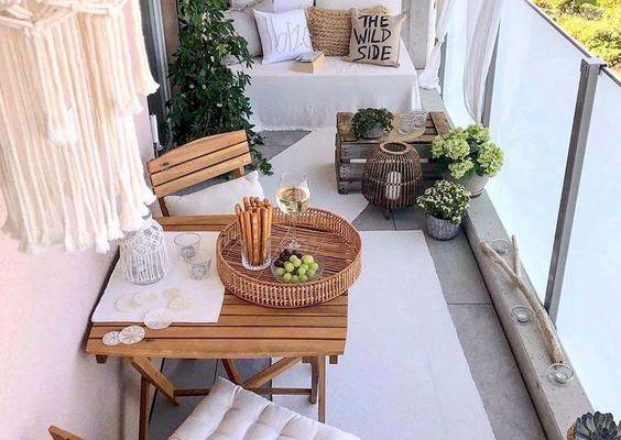 BLOG DECOUVERT CE JOUR ...........................Des idées pour le balcon