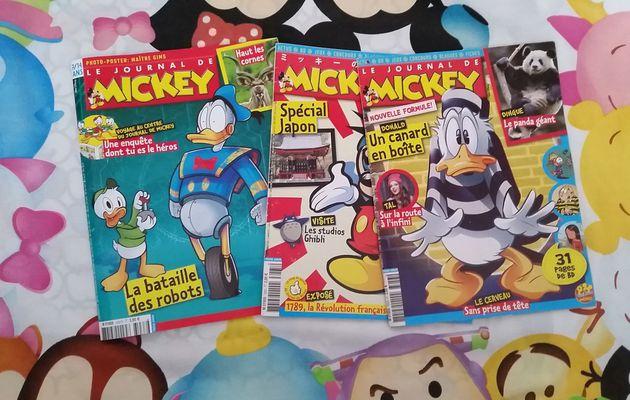 Le journal de Mickey - L'objet de la semaine #7