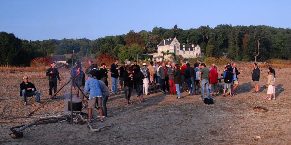 photos des différentes éditions de Loire canoë bois 2012-10-09-08