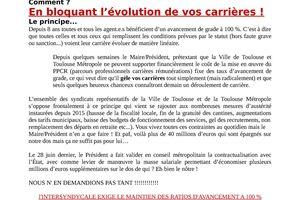 Tract + préavis de grève du 11 juillet