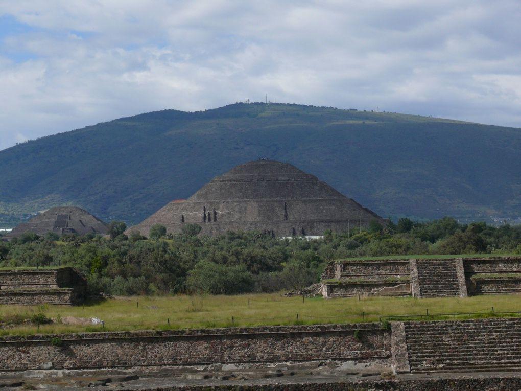 De Queretaro à Mexico City