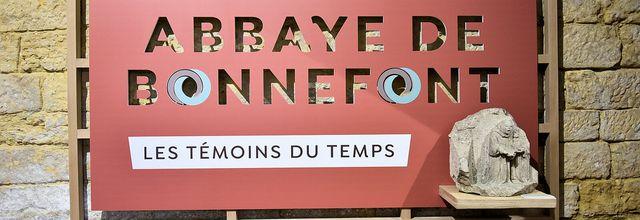 L'Abbaye de Bonnefont.